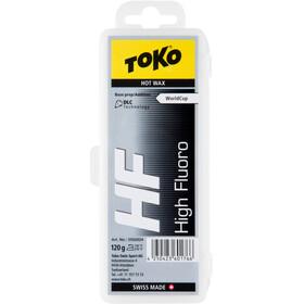 Toko HF Hot Wax 120g geel/grijs